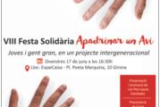 Festa Solidària d'Apadrinar un Avi gràcies a Casa Moner, Boades 1880 i l'Obra Social la Caixa