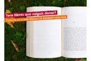 """Campanya """"Una rosa per un llibre"""""""
