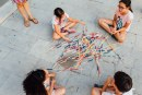 Una cinquantena d'infants i joves en risc d'exclusió han gaudit de colònies durant aquest estiu