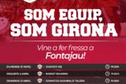 Bàsquet Girona ens ofereix entrades: vine a fer fressa a Fontajau!