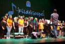 El cor FILDEGOSPEL fa un concert solidari a benefici de Càritas a Pineda de Mar