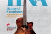 Concert solidari Tina18 a benefici de Càritas