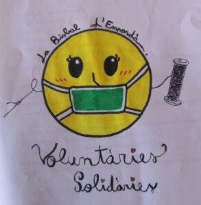 logo voluntàries solidàries