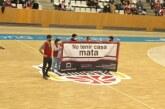 El Bàsquet Girona participa en la campanya de persones sense llar