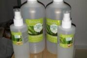 PERFUMS BACHS ens fa donació de gels i locions hidroalcohòliques pels nostres serveis