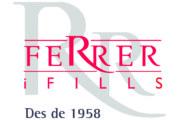 FERRER I FILLS col·labora amb Càritas