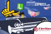 Autoescola Superexpress col·labora amb beques gratis per Càritas