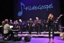 Fil de Gòspel en concert a Santa Susanna
